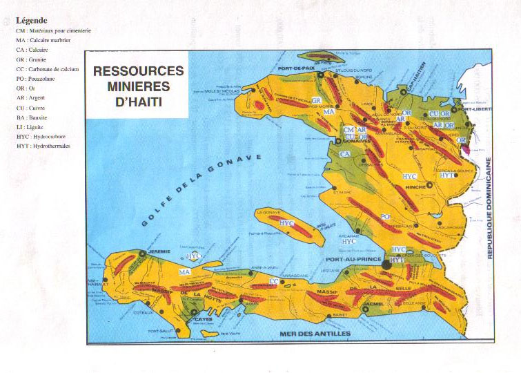 Ezili Dantocom Oil In Haiti - Haiti and the us map